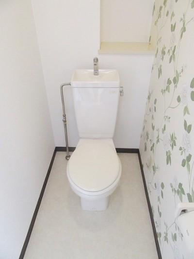 トイレ(リフォーム後)